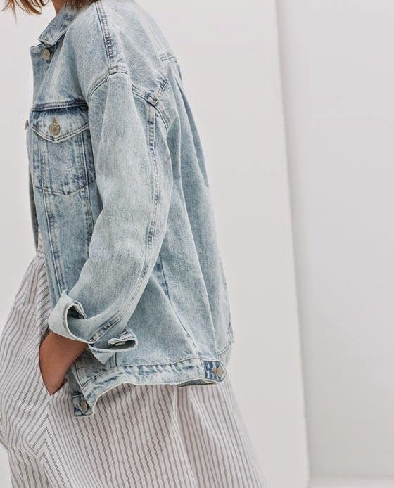 The Boyfriend Denim Jacket