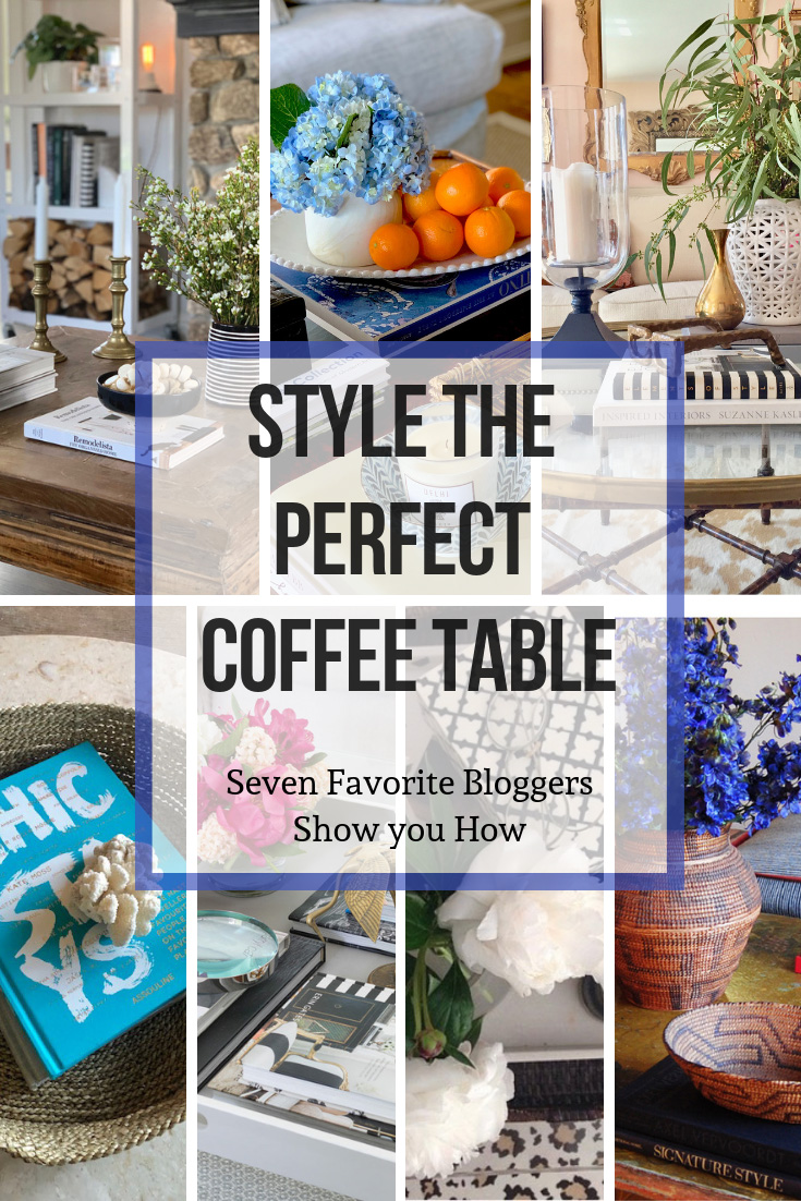 Project Design -Style The Perfect Coffee Table