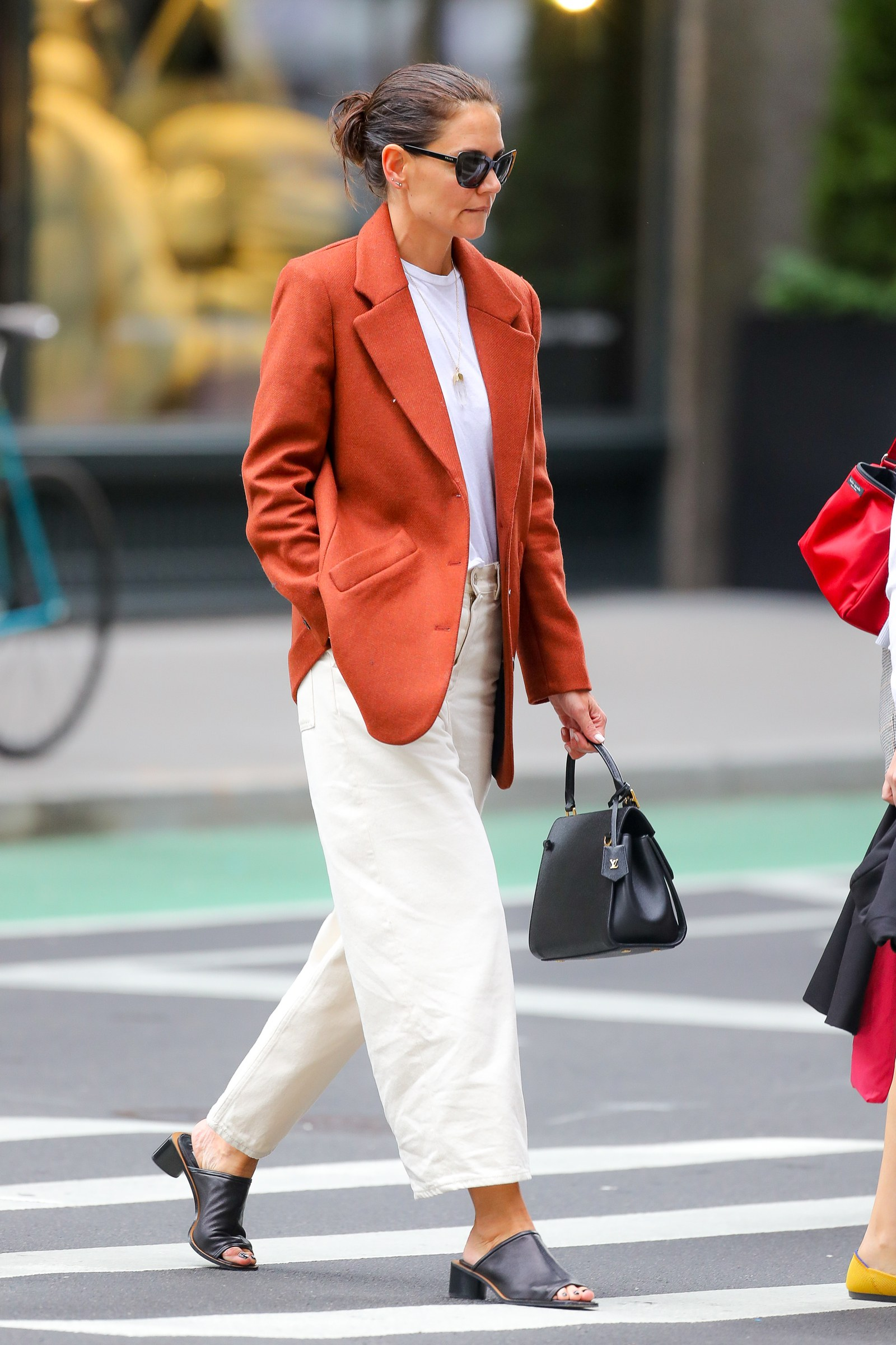 Fall Style Inspiration from Katie Holmes