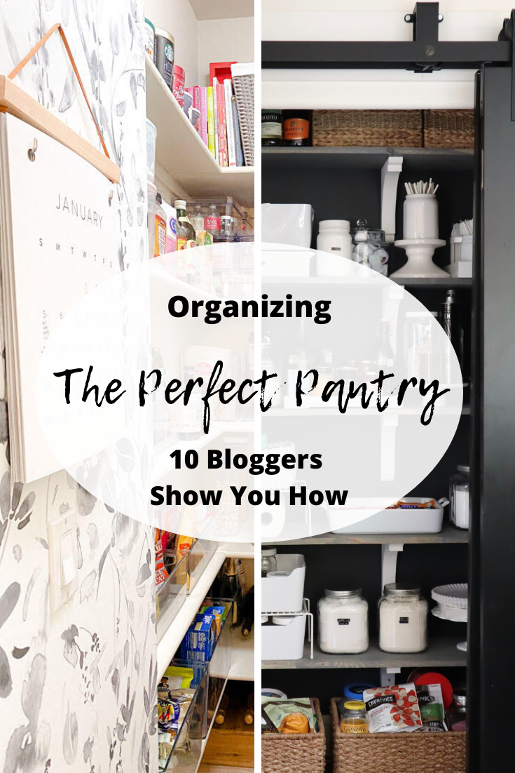 Pantry Perfection – 10 Bloggers Show You How