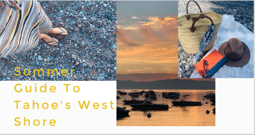 Summer on Lake Tahoe's West Shore – My Favorite Spots