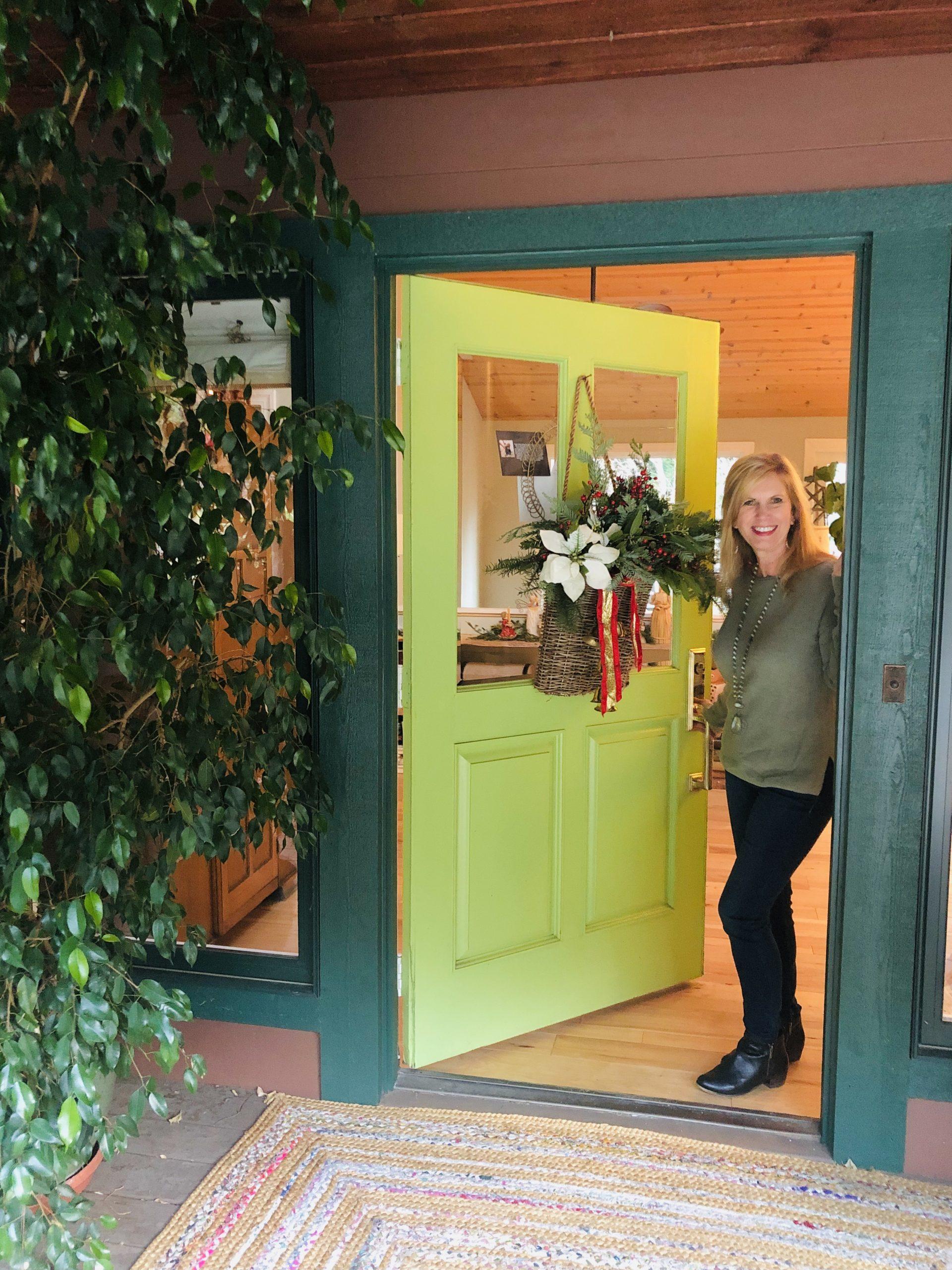 Californians at Home- Santa Cruz Artist Heidi Woodmansee