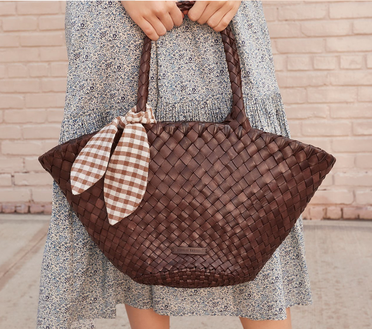 Style Notes- Pretty  Things- The Floral Tote, Block Prints & More