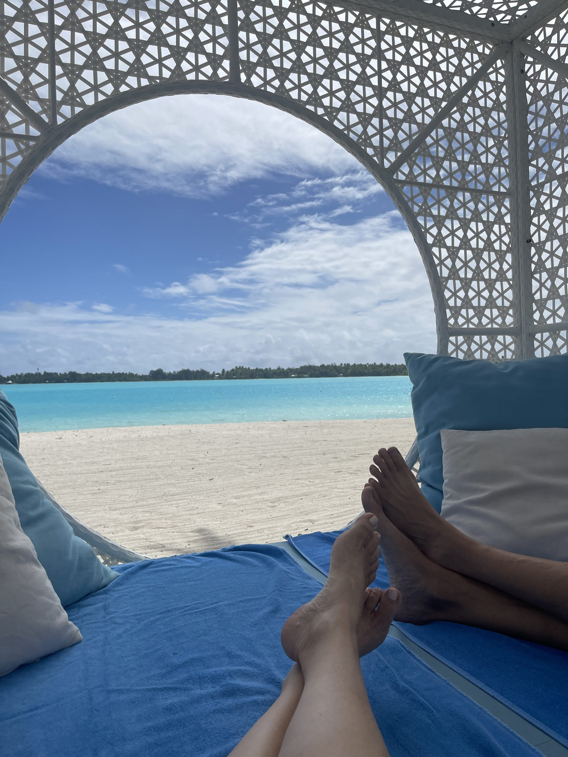 Our Anniversary Getaway to Bora Bora and What I Packed..