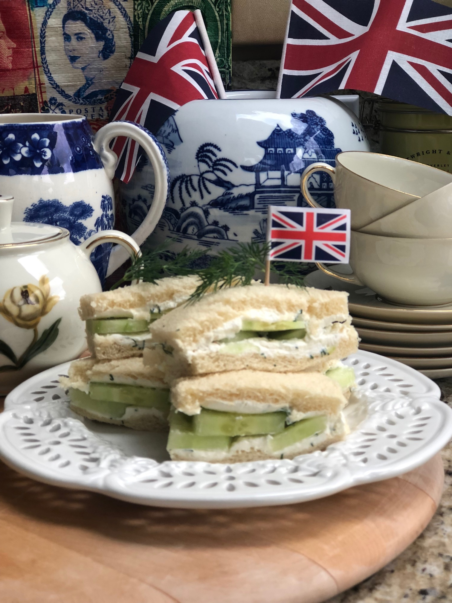 Royal Wedding Chat & Party Ideas