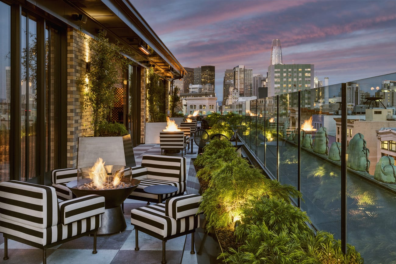 On my Radar…A SF Hotel, Labor Day Ideas, Fall Fashion & More.