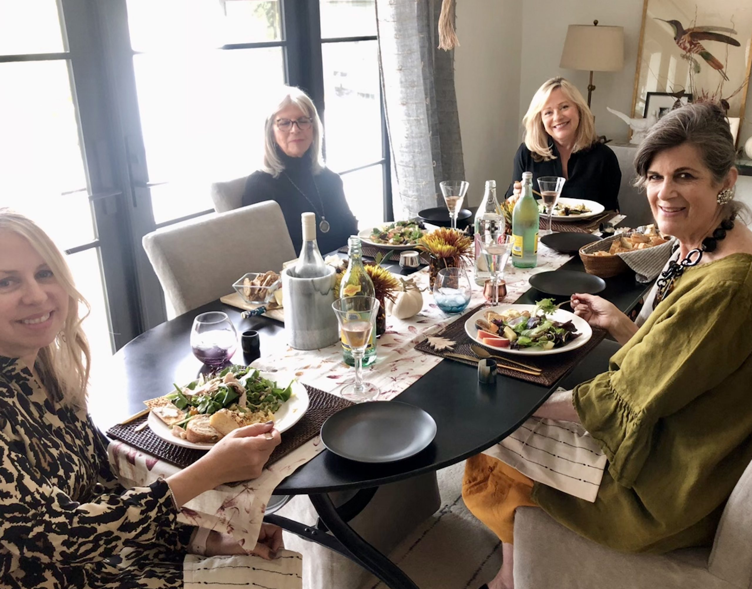A Girlfriend's Lunch-The Bloggers are Coming!