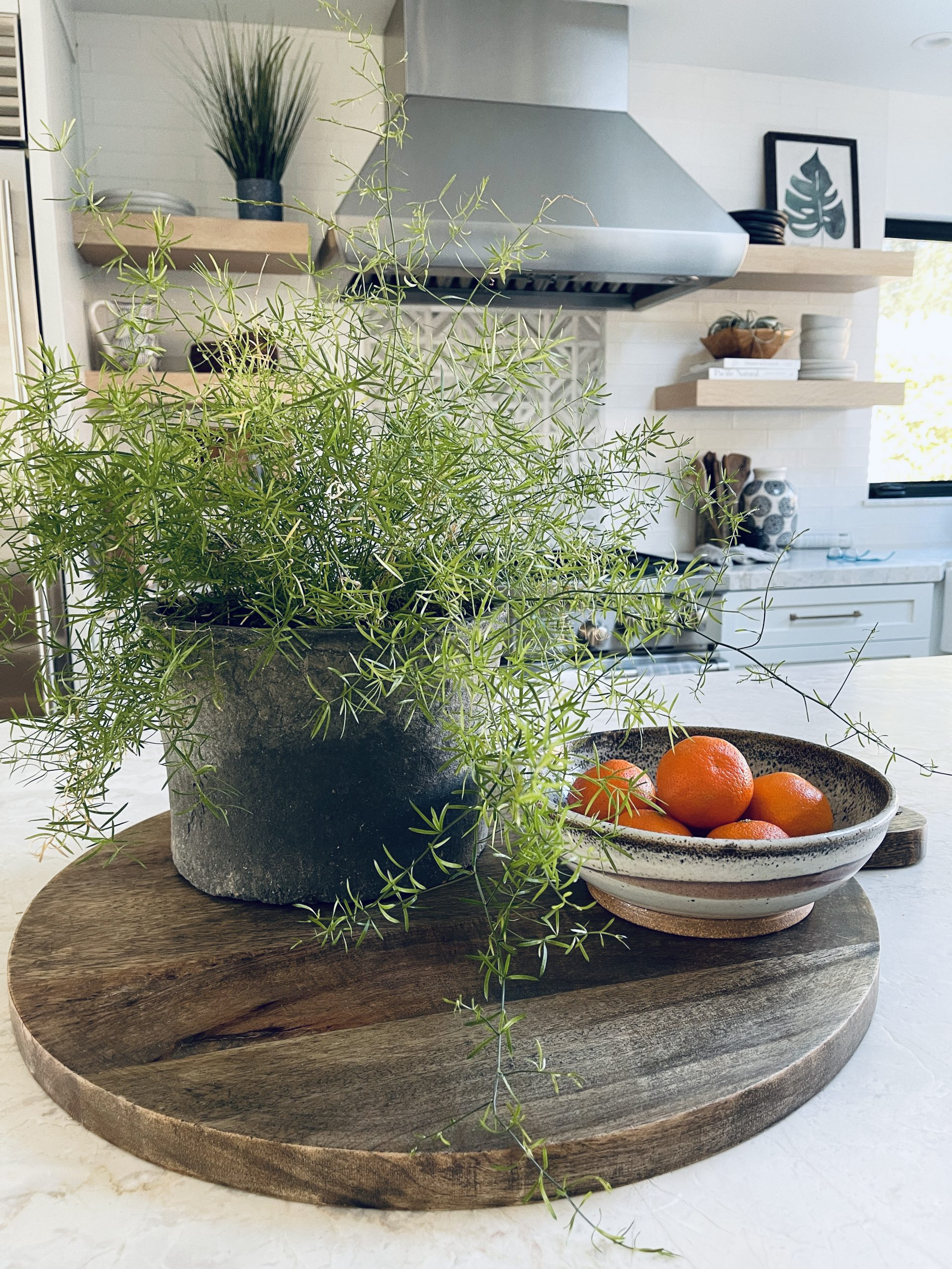 Fun Kitchen Styling Tips!