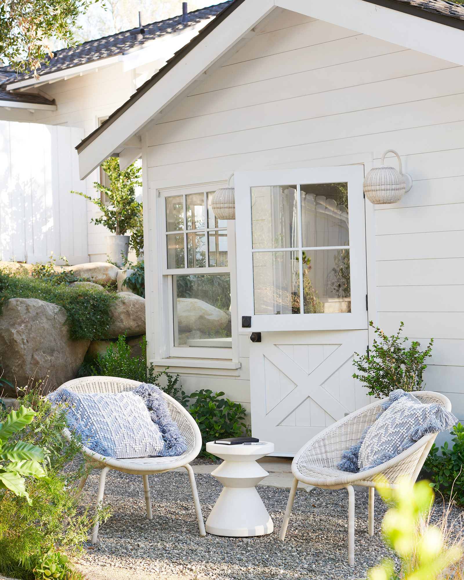 Spring Yards and Garden  Chat